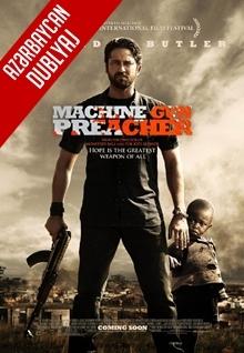 Silahlı Vaiz - Machine Gun Preacher (2011) HD (Azəri Dublyaj)