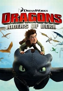 Драконы: Всадники Олуха 1 Сезон, 10 Серия (2013) Dragons: Riders of Berk 1 Season, 10 Episode