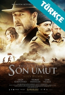 Son Umut - The Water Diviner (2014) HD (Türkçe Dublaj)