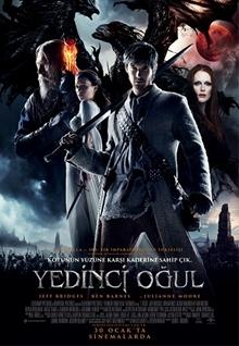 Yedinci Oğul - Seventh Son (2014) HD (Türkçe Dublaj)