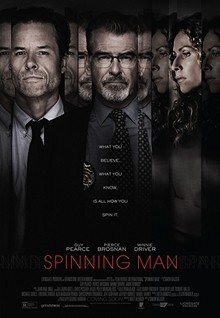На грани безумия - Spinning Man (2018) HDRip