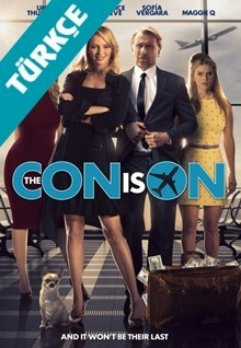 İngilizler Geliyor - The Con Is On (2018) HDRip