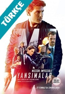 Görevimiz Tehlike 6 - Mission: Impossible - Fallout (2018) HDRip