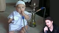 Smoking Baby Fail