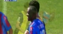 Diego Costa Fight with Mohamed Sissoko ~ ( Levante vs Atletico Madrid ) ( 04/05/2014 ) HD