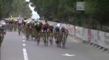 Tour d'Azerbaidjan 2014 Highlights of 1st Stage (Baku - Sumqayit)