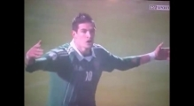 Kyle Lafferty's Ridiculous Dive, Northern Ireland vs Azerbaijan