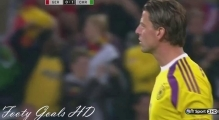 Samuel Eto'o Classy Goal & Old Man Celebration Germany vs Cameroon 1- 2 01/06/2014 HD