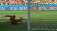 Memphis Depay MATCH WINNING GOAL  Australia vs Netherlands 2 3 World Cup 2014