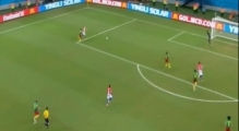 Ivan Perisic Goal Cameroon Vs. Croatia 0-2 World Cup Brazil 19.06.2014