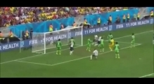 Paul Pogba Goal vs Nigeria ~ France vs Nigeria 2-0 30/06/2014