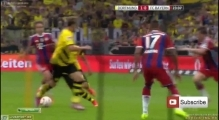 BORUSSIA vs BAYERN 2-0 ALL GOALS & HIGHLIGHTS 2014 HD