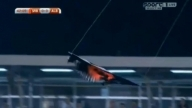 Drone Stoped Match Serbia 0 - 0 Albania ( EURO Qualification )14/10/2014
