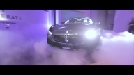 Presentation in Baku of the Maserati Ghibli