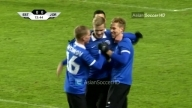 Friendly match: Estonia 1-0 Jordan (Henri Anier goal) HD