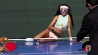 Table Tennis Champ Yeon Lee