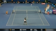 Roger Federer vs Rafael Nadal Australian Open 2009 Final 1080p Highlights