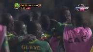 Moussa Sow Goal 1-2 Ghana vs Senegal 2015 HD