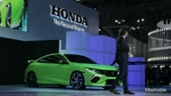 Honda Civic Concept targets younger drivers with bold design | Mashable