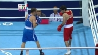 Elvin Mamishzada wins the Men's Fly (52kg) | Boxing | Baku 2015