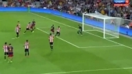 Barcelona vs Athletic Bilbao 1-1 All goals - Spain Super Cup 17-08-2015