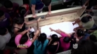 Dead Teen 'Wakes' Screaming Inside Coffin As Family Members Smash Tomb
