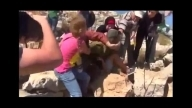 Israeli Soldier Attacking Palestinian Boy - Oscar News