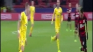 All Goals & Highlights ~ Bayer Leverkusen vs BATE Borisov 4-1 ~ 16/9/2015