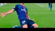 Zlatan Ibrahimovic Second Goal - PSG vs Marseille 2-1 (Ligue 1)