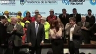 Argentina's dancing president becomes internet hit