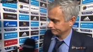 Chelsea vs Liverpool 1 : 3 - Jose Mourinho post-match interview