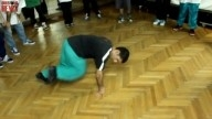 URBAN NEWS: B-boy Yan The Shrimp in Baku (30.11.12-01.12.12)