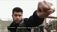 Syria rebels jihad against Assad - no comment