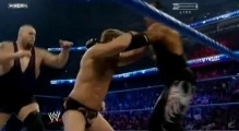 Undertaker vs. Big Show vs. Chris Jericho (WWE Survivor Series 2009)