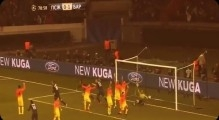 Barcelona Vs PSG 2-2 All Goals & Highlights 03.04.2013 HD