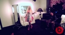 Behind The Scenes Nicki Minaj