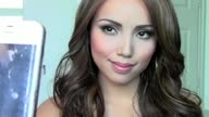 JESSICA ALBA Make-up Transfation