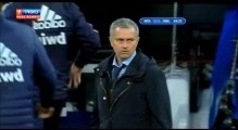 Real Madrid vs Atletico Madrid 1 - 2 Jose Mourinho Red Card 18-05-2013HD