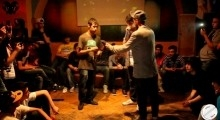 BEATBOX battle 2013 Semi Final (Zero VS Arti)