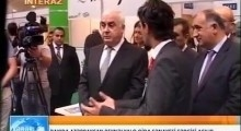 WorldFood Agrihort Ipack 2013 TV News InterAZ