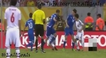 Italy vs Japan 4-3 All Goals and Highlights HQ 20-06-2013