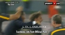 SUPERCOPPA Lazio-Juve 4-0 ALL GOALS 18-08-2013