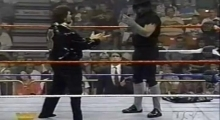 Raw - (Fake) Undertaker vs Butch Banks 1994.08.08