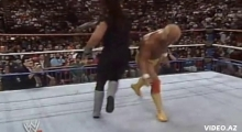 Survivor Series - WWF Title - Hulk Hogan (c) vs Undertaker 1991.11.27