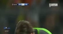 Dortmund vs Arsenal 0-1 All Goals & Highlights 06-11-2013 HQ