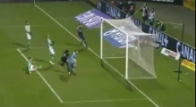 GREAT GOAL Gomis vs Real Betis - Lyon vs Real Betis 1 0 HD 28 11 2013