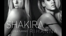 Shakira ft Rihanna Cant Remember To Forget You