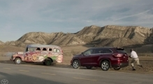 Big Game Ad Starring Terry Crews and the Muppets | 2014 Toyota Highlander