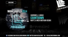 Hardwell & MAKJ - Countdown (Naffz & Nick Mathon Remix) (OUT NOW!)