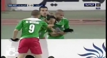 Incredible Back-Heel Goal Scored in Jordan Pro League